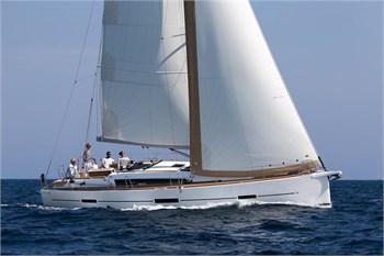 Dufour 460 Grand Large (4Cab) <i>Alila III</i>