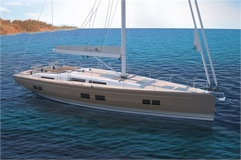 Hanse 548 (5+1Cab) <i>SIMPLY THE BEST</i>